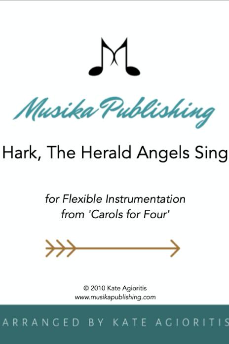 Hark the Herald Angels Sing - Flexible Instrumentation