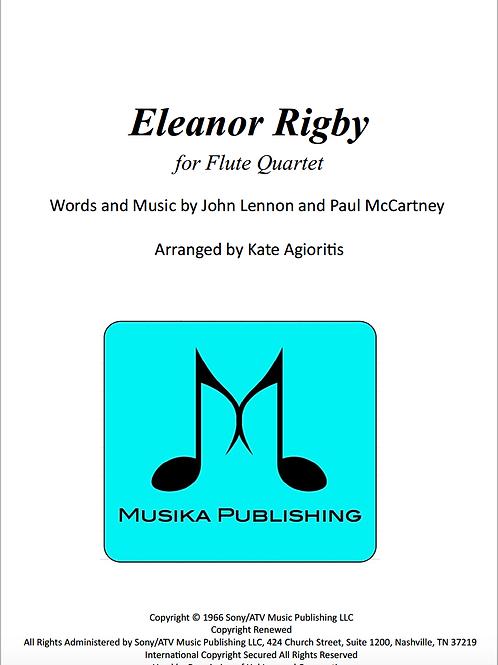 Eleanor Rigby - Flute Quartet