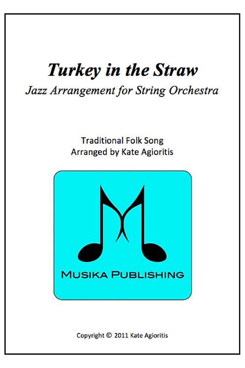 Turkey in the Straw (Jazz) - String Orchestra