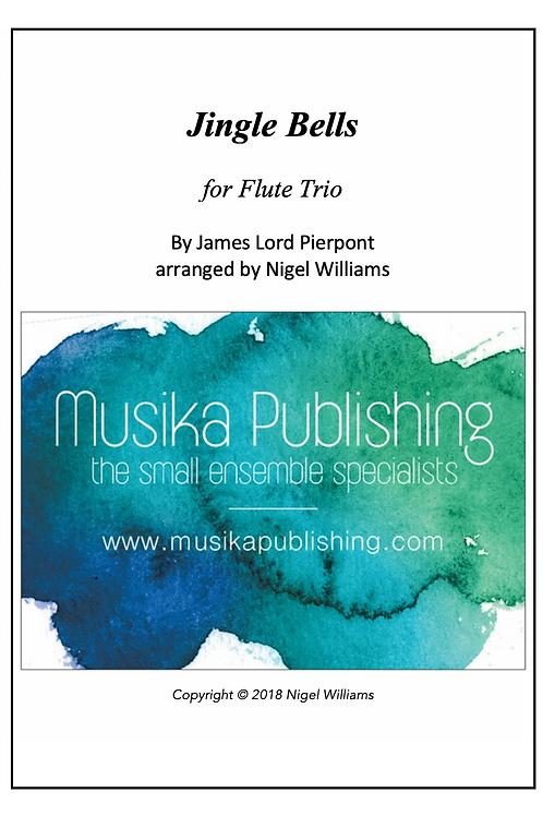 Jingle Bells - Flute Trio
