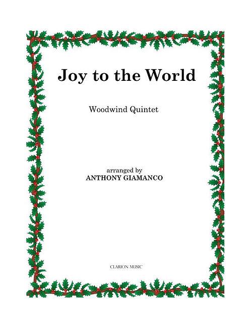 Joy To The World - Wind Quintet