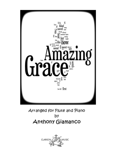 Amazing Grace - Flute and Piano