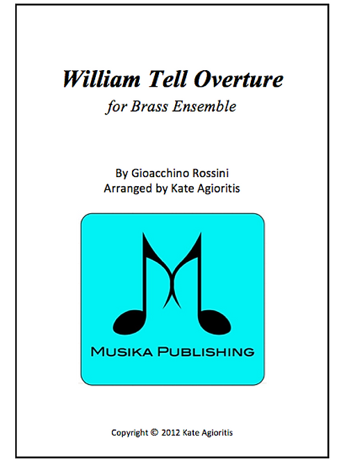 William Tell Overture - Brass Quintet