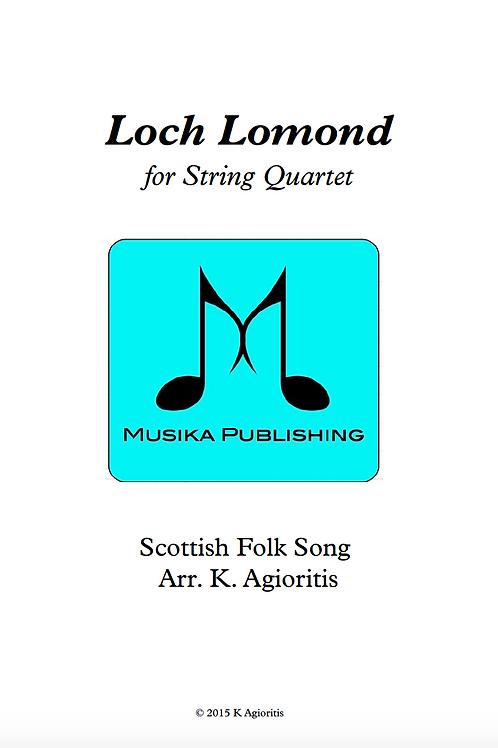 Loch Lomond - String Quartet