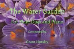 The Water Garden - Flute Duet with Piano