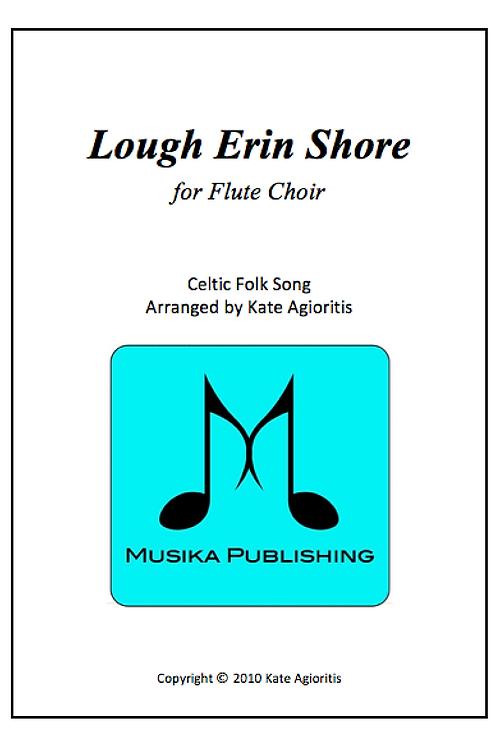 Lough Erin Shore - Flute Choir