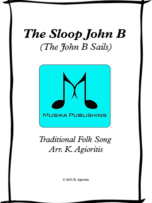 The Sloop John B - String Quartet