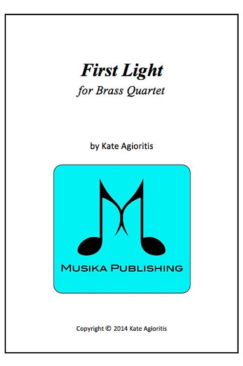 First Light - Brass Quartet