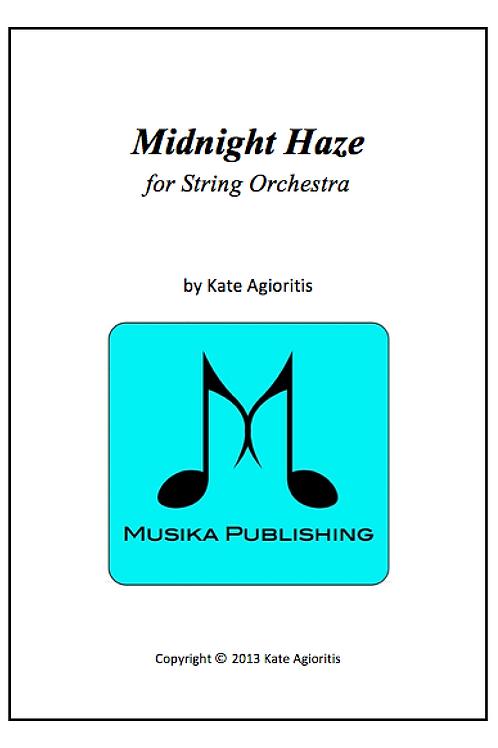 Midnight Haze - String Orchestra
