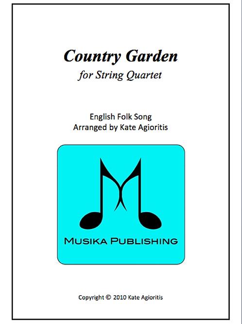 Country Garden - String Quartet