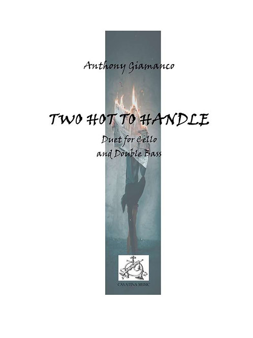 Two Hot To Handle - Cello/Bass Duet