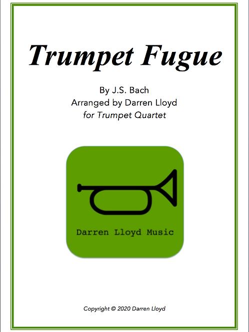 Trumpet Fugue - for Trumpet Quartet