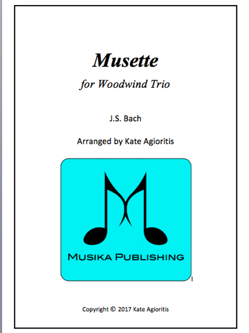 Musette - Woodwind Trio