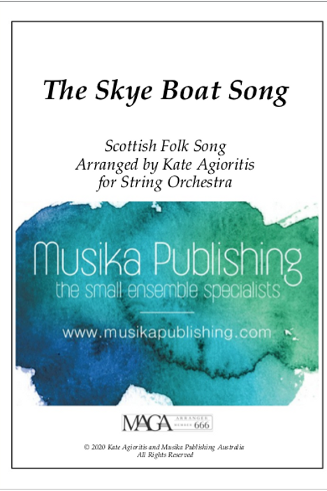 The Skye Boat Song - String Orchestra