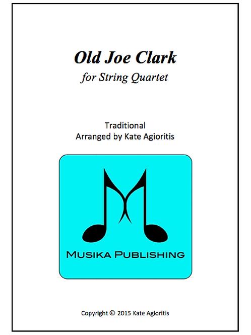 Old Joe Clark - String Quartet