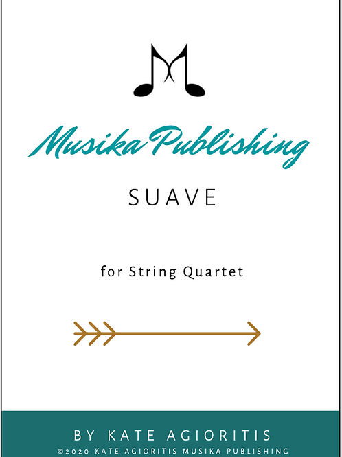 Suave - String Quartet