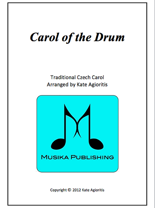 Carol of the Drum - Brass Quartet