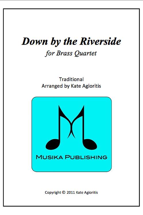 Down By The Riverside - Brass Quartet