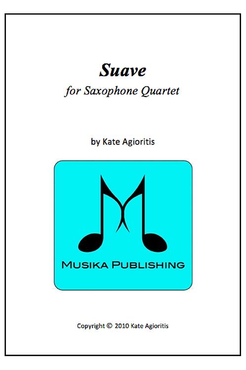 Suave - Saxophone Quartet