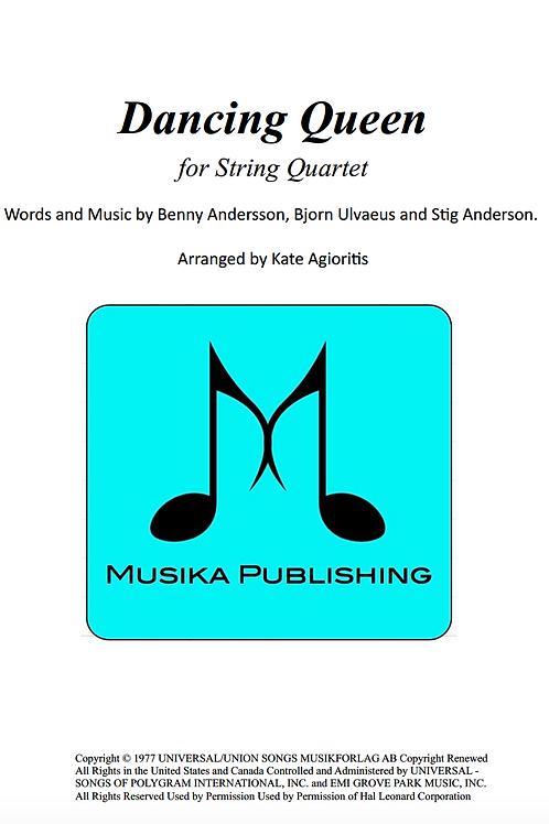 Dancing Queen (ABBA) - String Quartet