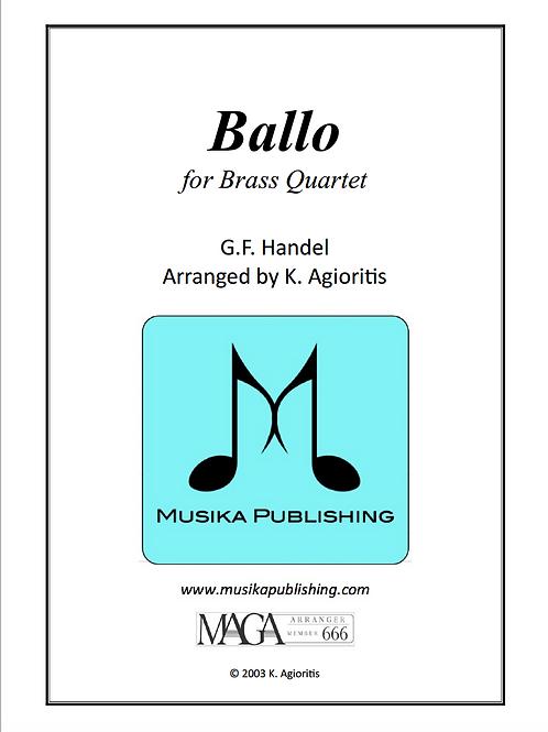 Ballo - Brass Quartet