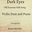 Thumbnail: Dark Eyes - Violin Duet with Piano