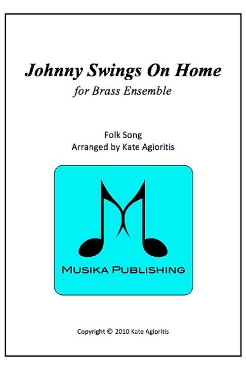 Johnny Swings On Home - Brass Sextet