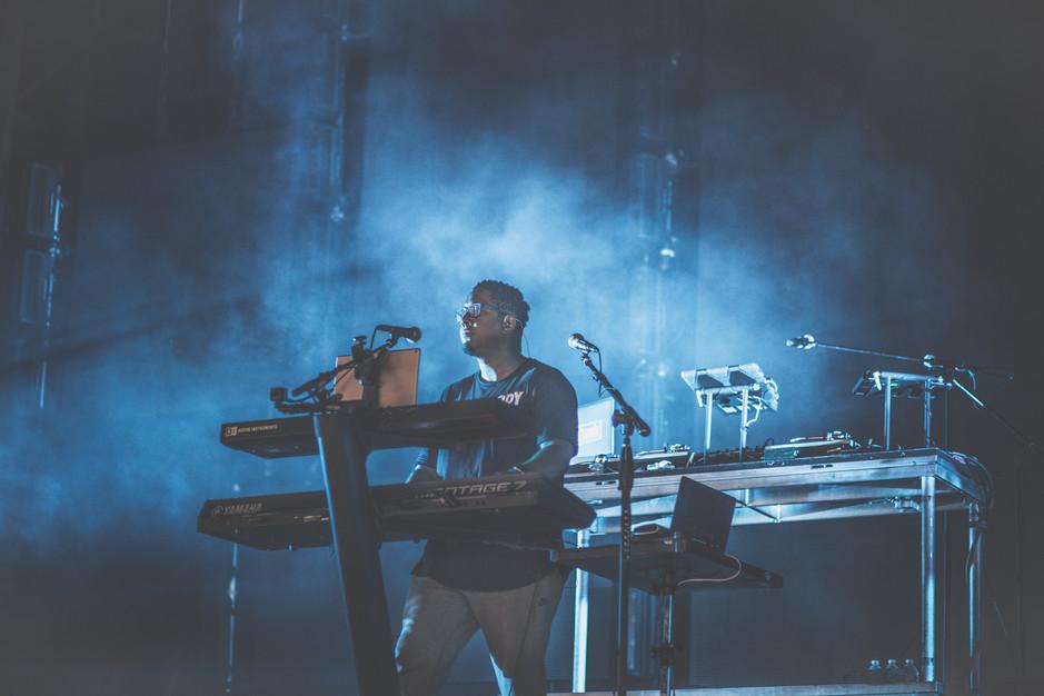 logic keyboardist gabriel spadaccini