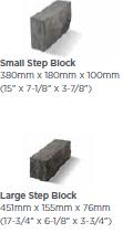 Peninsula Step Block