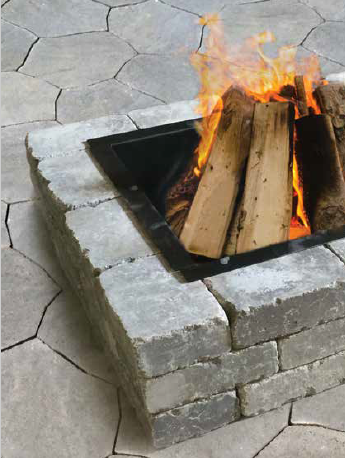 Fire Pit (Stone Manor)