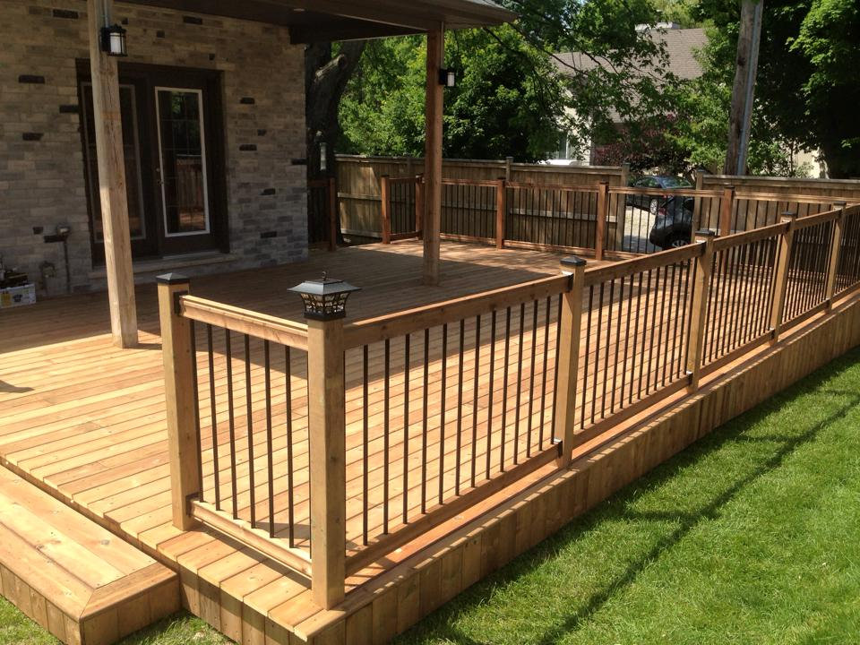 Decks/Fences