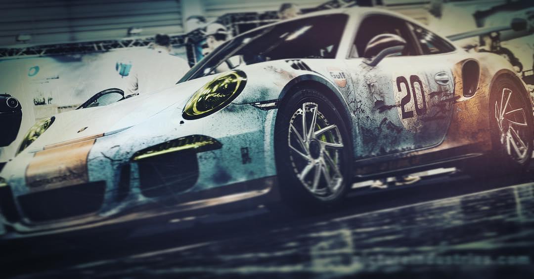 GK Vintage Porsche