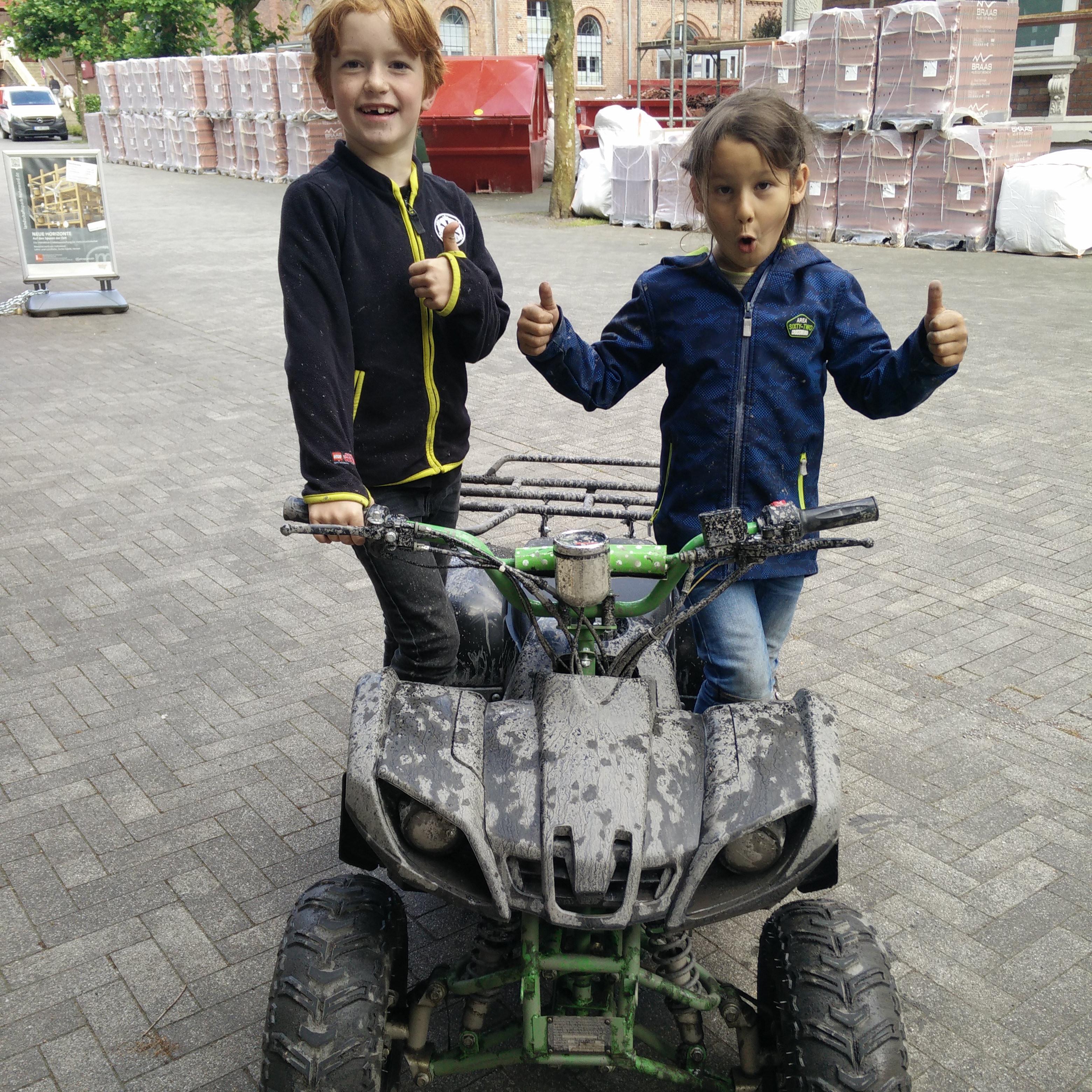 Kinder Quad Tour
