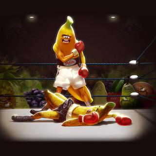 Delite Fruit Juice Illustration