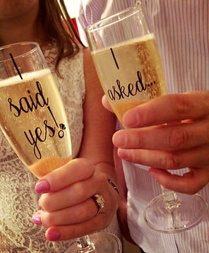 Engagement celebrations