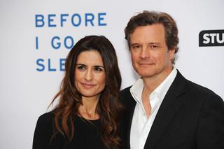 Colin & Livia Firth - Before I Go To Sleep - UK Premiere