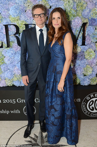 Colin & Livia Firth Erdem Event