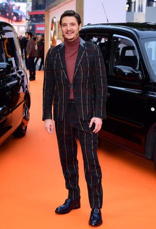 Pedro Pascal - Kingsman 2 UK Premiere