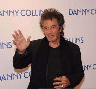 Al Pacino - Danny Collins UK Premiere