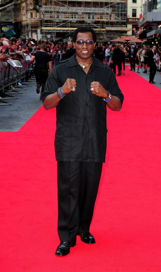 Wesley Snipes - Expendables UK Premiere