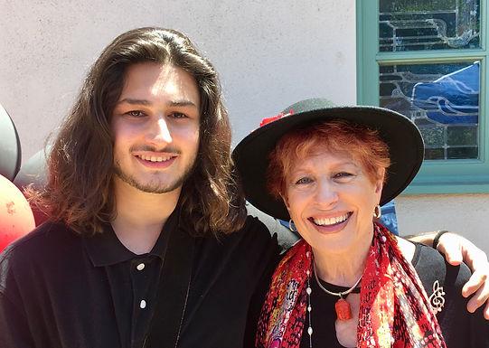 MMM Volunteer, Spencer Lemann, Receives 2019 'Outstanding Young Philanthropist' Award