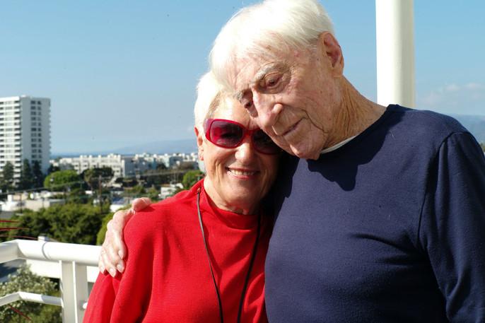 Ken and Margreth
