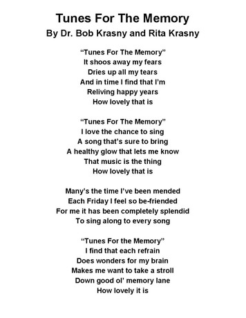 Tunes for the Memory Theme Song May 29.m