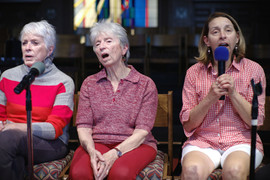 Pat, Gail, & Carol