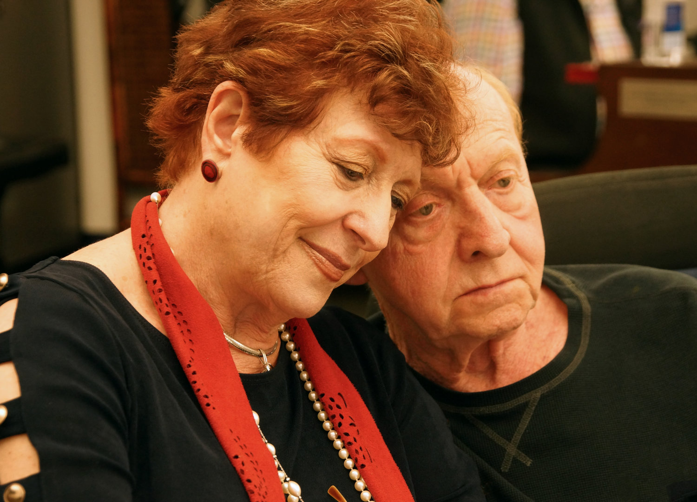 Carol & Irwin