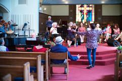 5th Dementia rehearsals