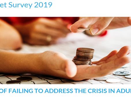 ADASS Budget Survey 2019