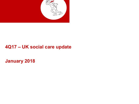 Welcome to 4Q17's UK social care update from HeadWindsCare