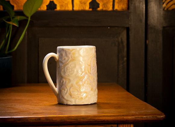Soda Fired Mug 16oz