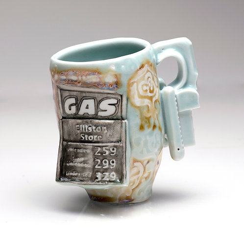 Coffee Cup / Elliston Store, MT.